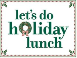 let's do holiday lunch